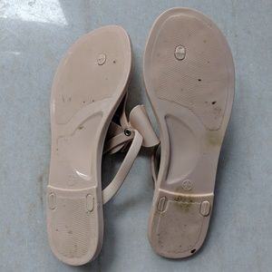 32e08e360 Lipsy Shoes - Lipsy Jelly Sandals with Bow Detail in Nude